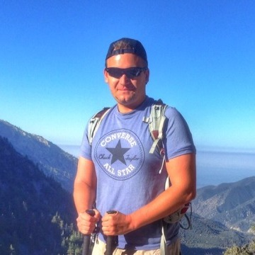 Denis Grigorov, 40, Los Angeles, United States