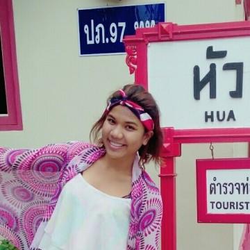 Pink, 23, Bangkok Noi, Thailand