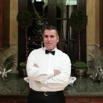 Mehmet Ozkini, 50, Houston, United States