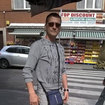 Snezan Novicevic, 45, Molenbeek, Belgium