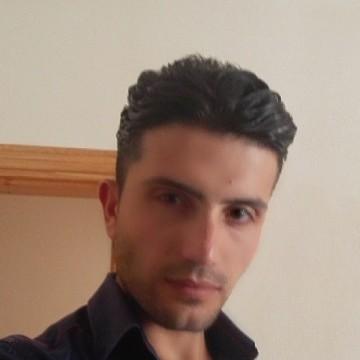 Mujdat Dallikavak, 31, Istanbul, Turkey