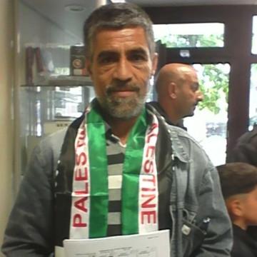 Ibrahim Killany, 52, Hollander, Netherlands