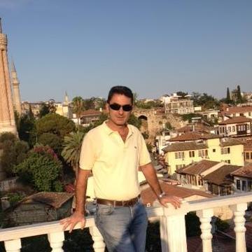 Sakir, 44, Izmir, Turkey