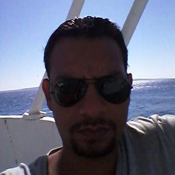 Yaser Ali, 35, Cairo, Egypt