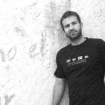 Sergio Morillas, 41, Granada, Spain