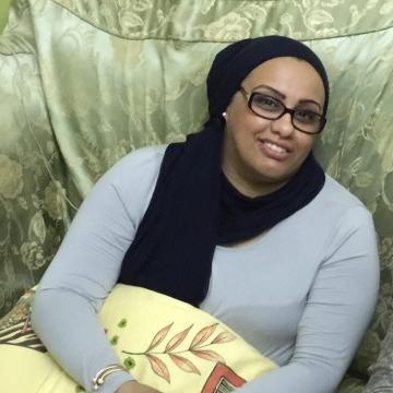 Rabab Saif, 37, Abu Dhabi, United Arab Emirates