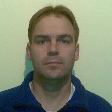 David Grozdanov, 47, London, United Kingdom