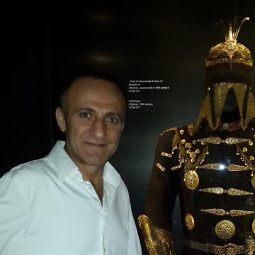 Mehmet Okutucu, 46, Istanbul, Turkey