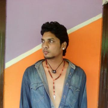 Gayle Sudheer, 33, Mumbai, India