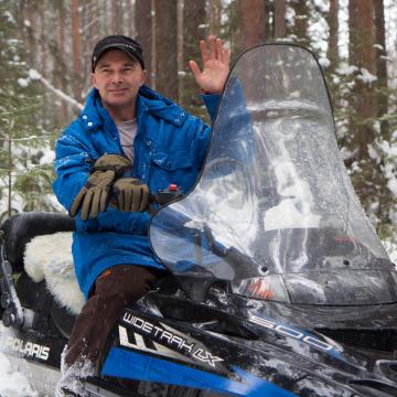 Sergey  Elerro, 36, Omsk, Russia