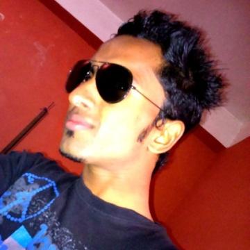 Azahar Ahmed, 25, Guwahati, India