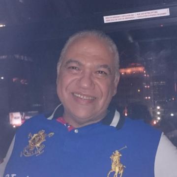 Radwan Saleh , 51, Atlanta, United States
