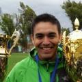 Ismael Cornejo, 35, Santiago, Chile