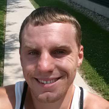 Thomas Robinson, 27, Findlay, United States