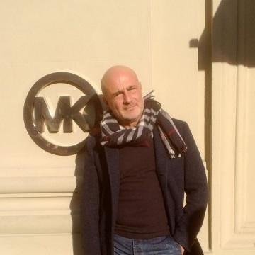 Salvatore Bianco, 57, Rome, Italy