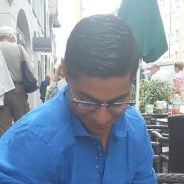 Hazem Fahmy, 24, Munchen, Germany