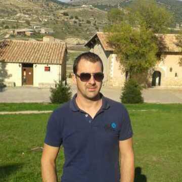 vali, 36, Castalla, Spain