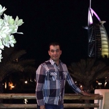 Emad Alsalwade, 40, Sharjah, United Arab Emirates