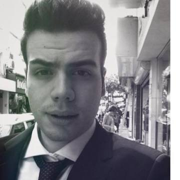 Nihat Uzel, 22, Istanbul, Turkey