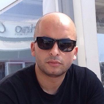 Mert Erden, 42, Istanbul, Turkey