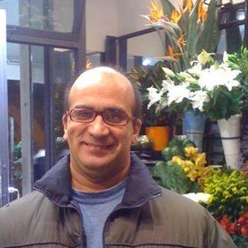 Giorgio Trimboli, 46, Livorno, Italy
