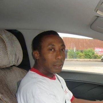 Solomon Lamptey, 38, Accra, Ghana