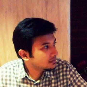 Aparajit Ghosh, 30, Delhi, India
