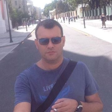 Эл, 42, Moscow, Russia