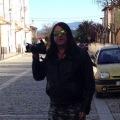 Auryn Uno, 54, Madrid, Spain