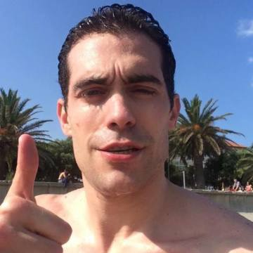 Fabio Castaldo, 35, Milano, Italy