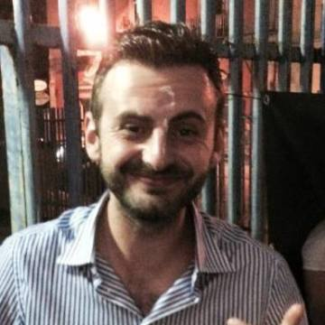 Giuseppe Ferruzzi, 31, Napoli, Italy