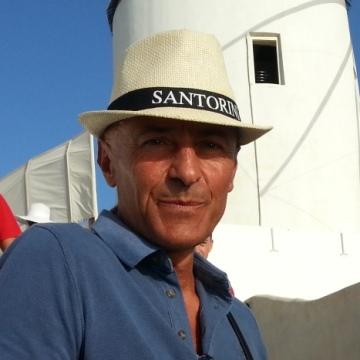 Gianni Zingaro, 56, Rome, Italy