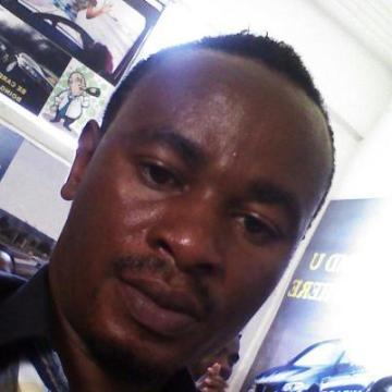 Joseph Mills, 36, Accra, Ghana