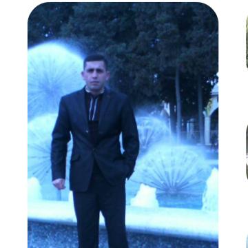 Endar Huseyinli, 40, Baku, Azerbaijan