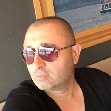 Bora, 38, Istanbul, Turkey
