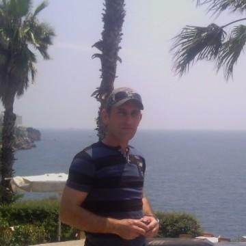 Yener Berceste, 32, Antalya, Turkey