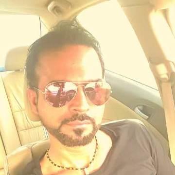 Fahad Ash, 35, Abu Dhabi, United Arab Emirates