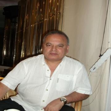 Tony Dean, 50, London, United Kingdom