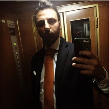 Fabrizio Zoccolo, 33, Napoli, Italy