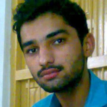 Kaleem Ullah, 24, Gujrat, Pakistan