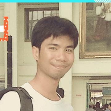 Watcharasak Chantong, 25, Kamphaeng Saen, Thailand