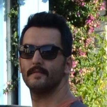 Burak, 30, Istanbul, Turkey
