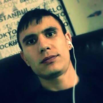 Azat Yuldashov, 27, Istanbul, Turkey