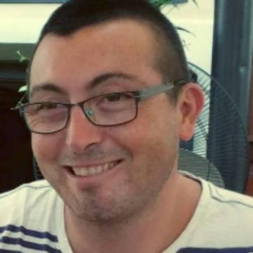Eduard Kosturi, 33, Beer-Sheva, Israel