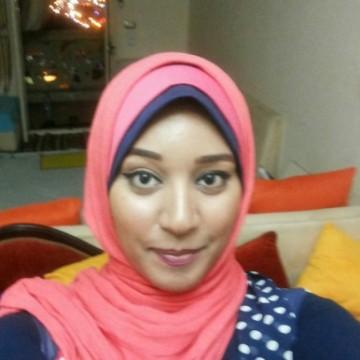 Donia salah Adam, 26, Cairo, Egypt