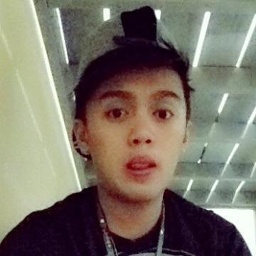 John Paul Ventura, 20, Manila, Philippines