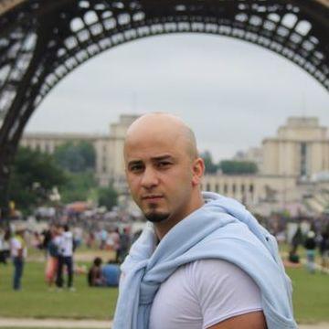 Amir Ghalibaf, 31, Vienna, Austria