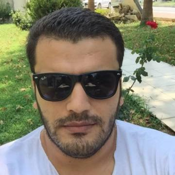 halil akkuş, 33, Antalya, Turkey