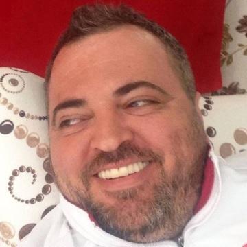 Erol Çakıcı, 43, Istanbul, Turkey