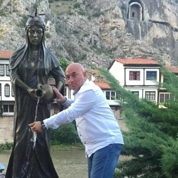 Ismail Öner, 44, Ayvalik, Turkey